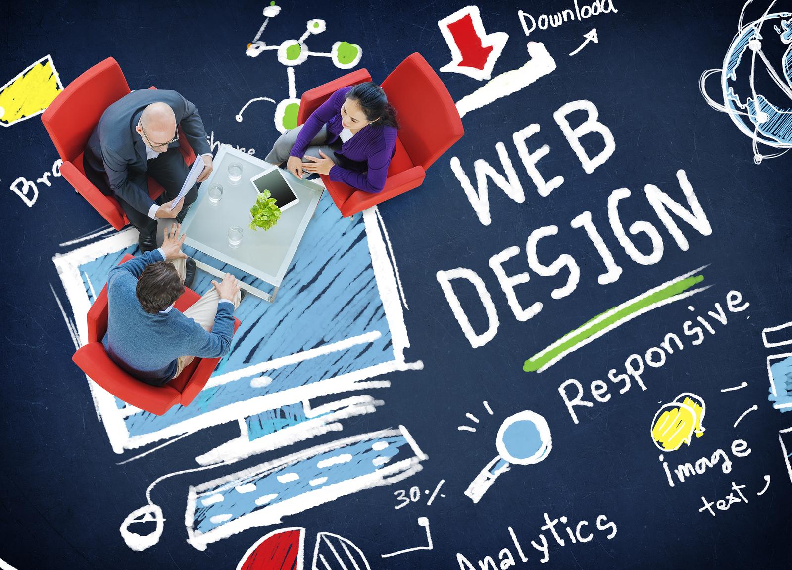 Web Design Web Development Responsive